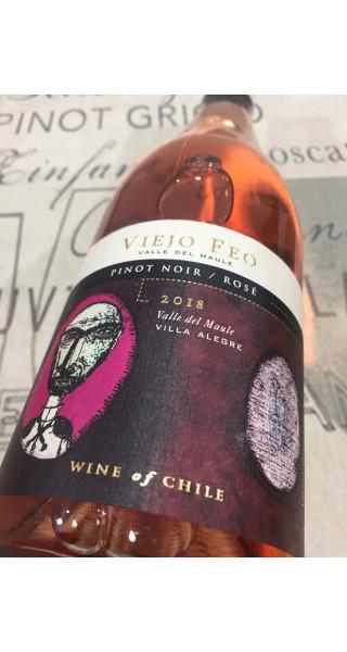 Vinho Tinajas Viejo Feo Pinot Noir Rose