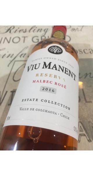 Vinho Viu Manent Reserva Malbec Rose