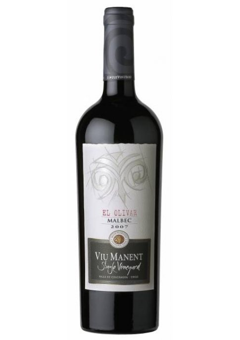 Vinho Viu Manent Single Vineyard Malbec El Olivar