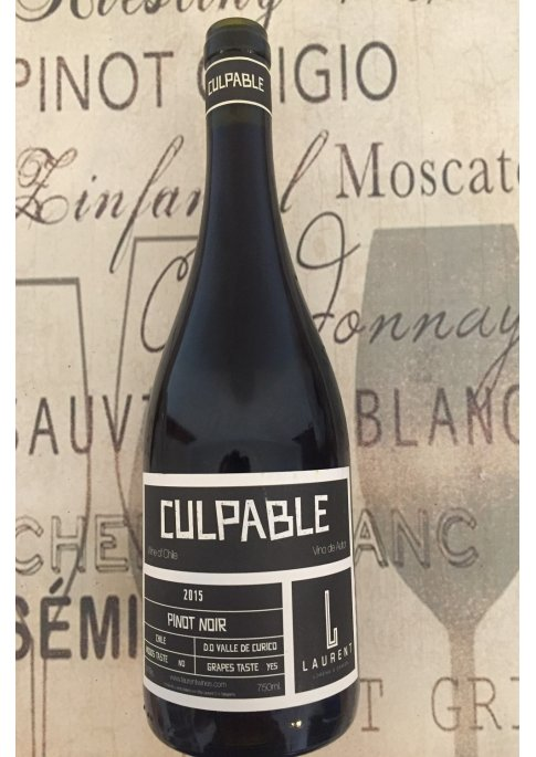 Vinho Laurent Culpable Pinot Noir
