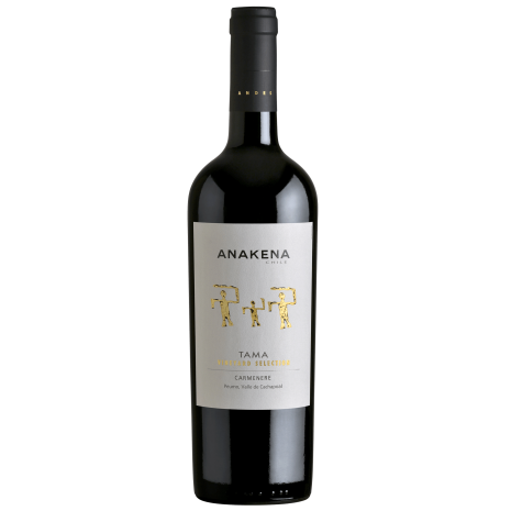 Vinho Anakena Tama Vineyard Selection Carmenere