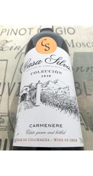 Vinho Casa Silva Colección Carmenere