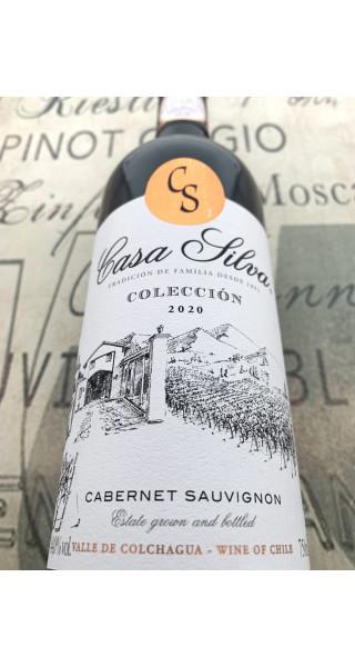 Vinho Casa Silva Colección Cabernet Sauvignon