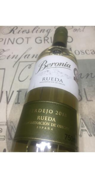 Vinho Beronia Verdejo