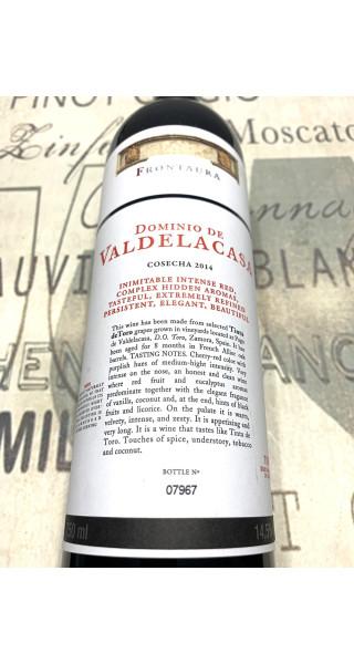 Vinho Frontaura Dominio de Valdelacasa Toro DO