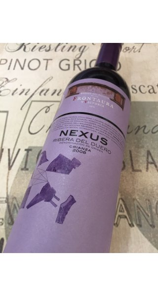 Vinho Nexus Crianza Ribera del Duero DO