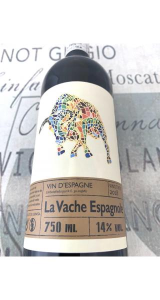 Vinho La Vache Espagnole