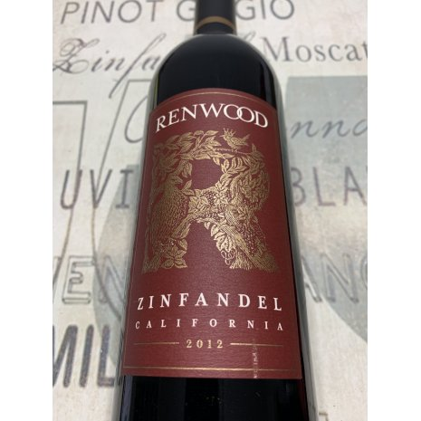 Vinho Renwood California Zinfandel