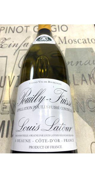 Vinho Louis Latour Pouilly Fuissé