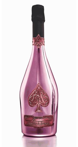 Champagne Armand de Brignac Rose