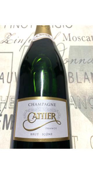 Champagne Cattier Icône Brut