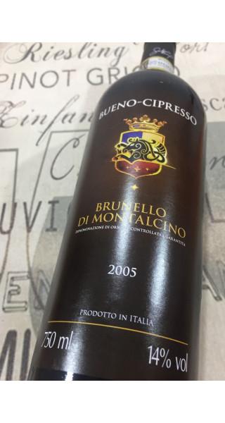 Vinho Bueno Cipresso Brunello di Montalcino 2005