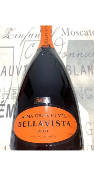 Espumante Bellavista Alma Gran Cuvée Brut