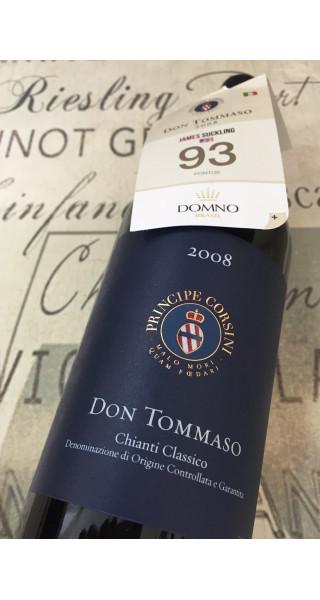 Vinho Principe Corsini Don Tomasso Chianti Classico DOCG