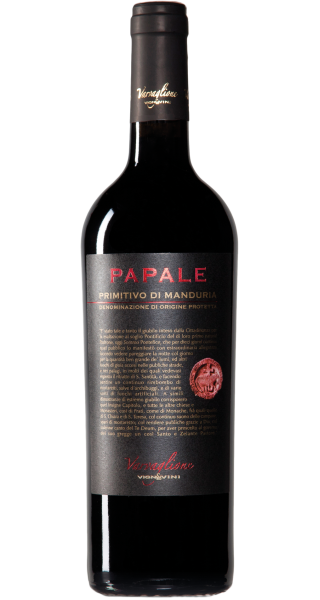 Vinho Papale Primitivo Di Manduria 1,5l