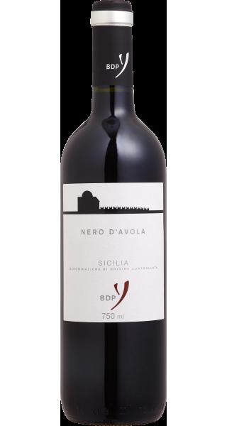 Vinho Baglio di Pianetto BDP Y Nero D\'Avola Sicília DOC