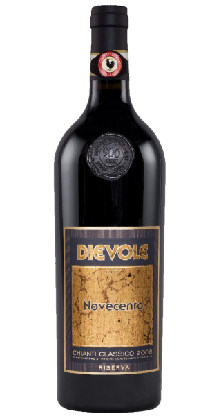 Vinho Novecento Chianti Clássico Reserva DOCG