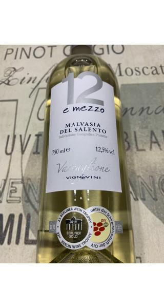 Vinho 12 e Mezzo Malvasia Del Salento