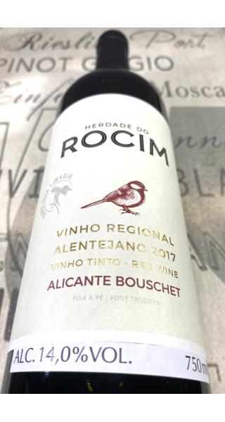 Vinho Herdade do Rocim Alicante Bouschet