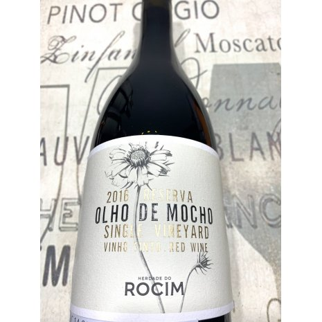 Vinho Olho de Mocho Reserva Single Vineyard