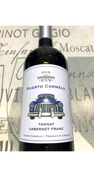 Vinho Narbona Puerto Carmelo Tannat  Cabernet Franc