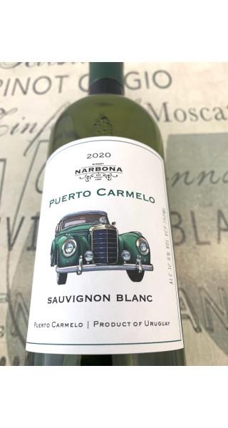 Vinho Narbona Puerto Carmelo Sauvignon Blanc