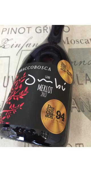 Vinho Bracco Bosca Gran Ombú Merlot