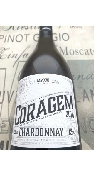 Vinho Coragem Chardonnay
